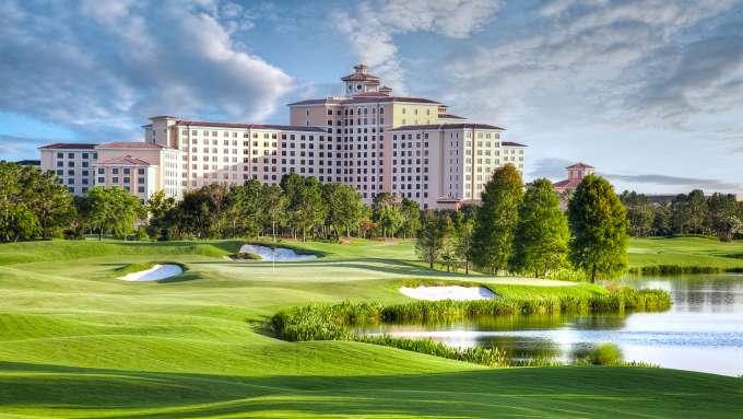 Rosen Shingle Creek Golf Course